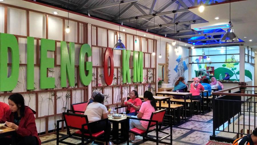 Penginapan Dieng  Promo 2018  untuk menginap tiga malam di DIENG0K