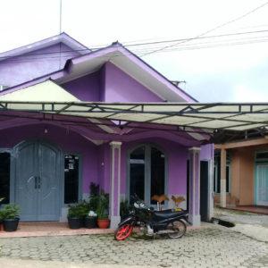 homestay dieng -sewa rumah harian - gambar depan